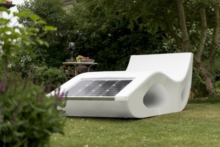 Osnabrücker Innovation Mit Der Smartlounge Immer In Der Sonne