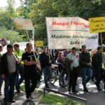 Schon im Sommer demonstrierten die Landwirte in Berlin © landvolk-net.de