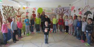 Funkflöhe der Klasse 3a Grundschule Osnabrück-Atter