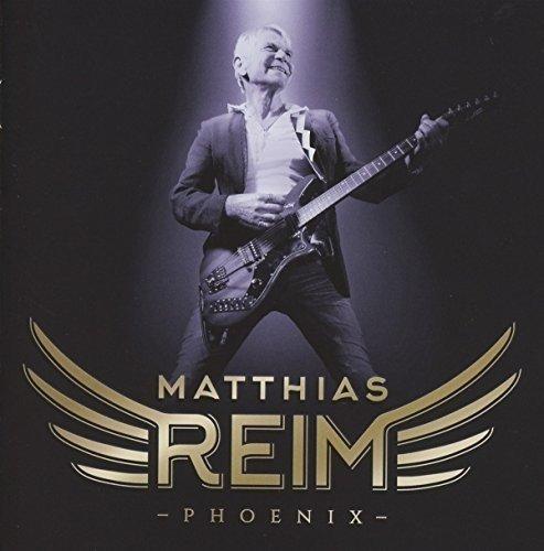 Reim, Matthias - Phoenix cover