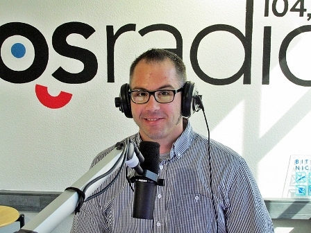 Sebastian Gottlöber (UWG) © osradio