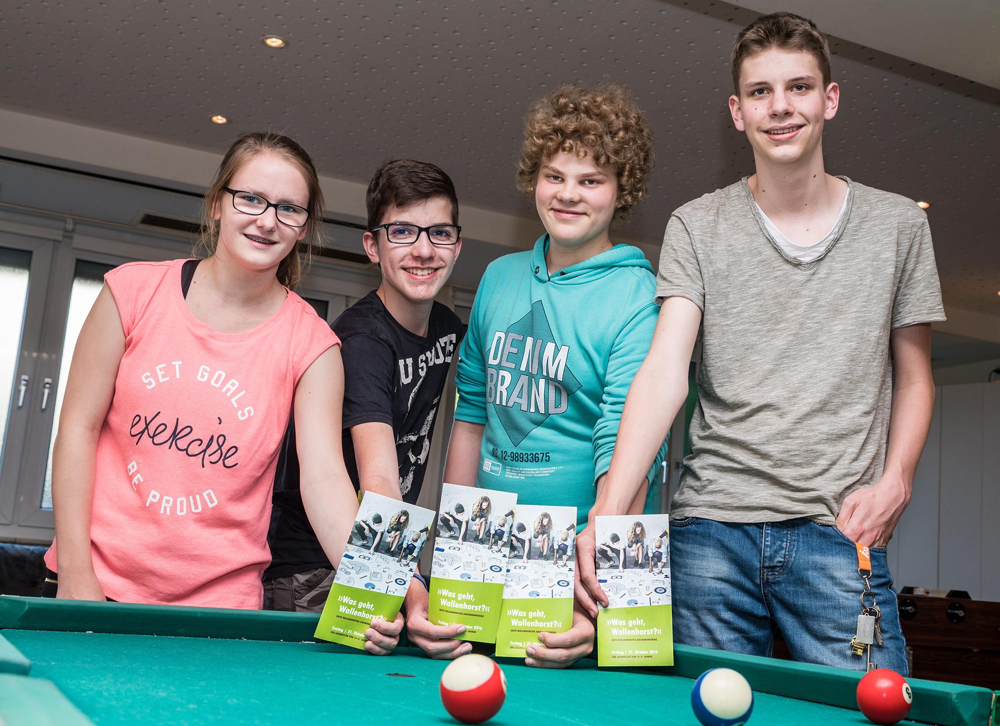 1.Wallenhorster Jugendkonferenz Foto:Gemeinde Wallenhorst