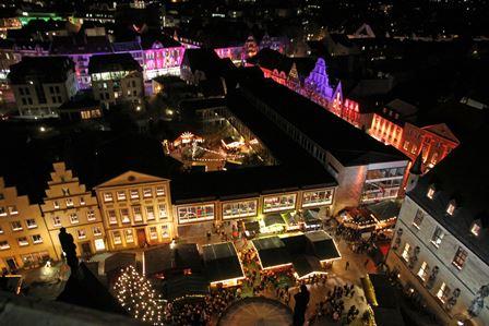 Weihnachtsmarkt Osnabrück.Osnabrück Wird Der Weihnachtsmarkt In Diesem Jahr Größer Os