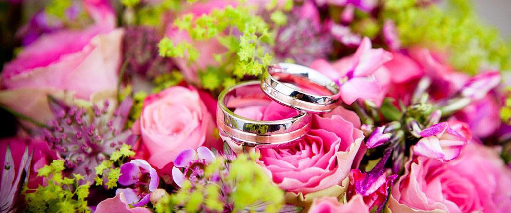 Symbolfoto Hochzeit