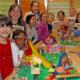 Kinder planen Spielplatz im Hasepark