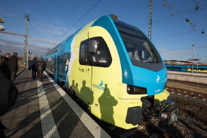 Westfalenbahn - Foto: Westbahlenbahn.de