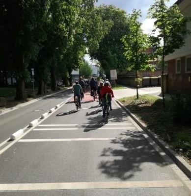 Radschnellweg in OS-Gartlage - Foto: osradio
