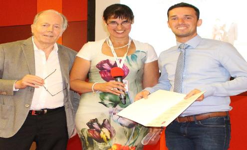 Thomas Schmidt von der Schüchtermann-Klinik wurde ausgezeichnet