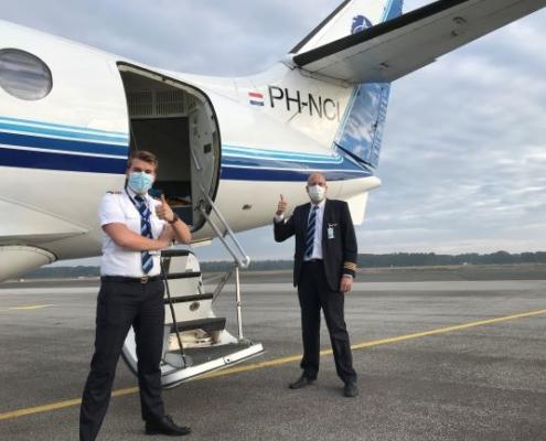AIS Airlines fliegt wieder vom FMO